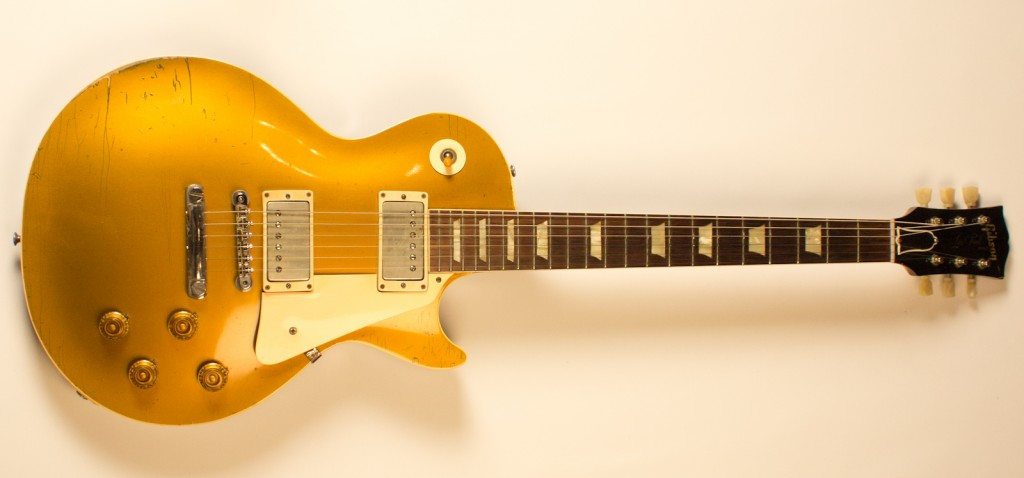 1957 Les Paul Standard Gold Top-1