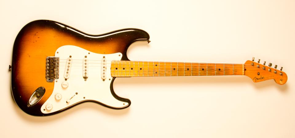 1957 Fender Stratocaster -1