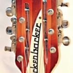 1965 360-12 Headstock - front