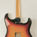 71 lefty maple cap neck strat