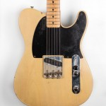 1953 Fender Esquire Black Guard-1