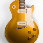 1955 Gibson Les Paul Gold Top -2