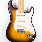 1957 Fender Stratocaster Alder Body-1