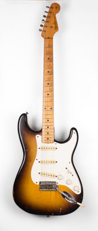1957 Fender Stratocaster Alder Body-2