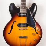 1960 Gibson ES 330-D Sunburst-2