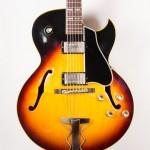 1963 Gibson ES 175-B Sunburst-2
