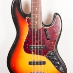 1965 Fender Jazz Bass Sunburst-2