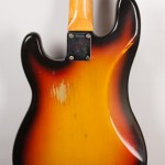 1965 Fender P Bass Sunburst-3