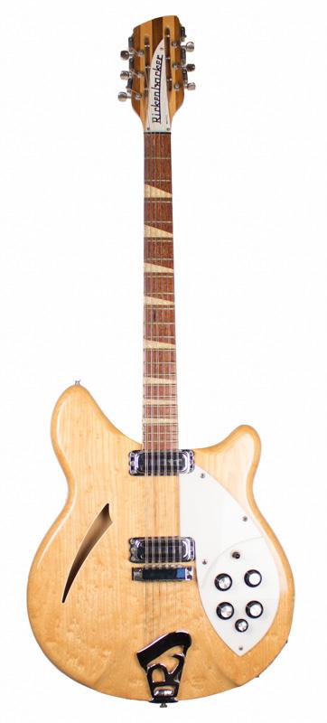 1965 Rickenbacker 360-12 Mapleglow-2