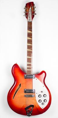 1965 Rickenbacker 360/12 Fireglow