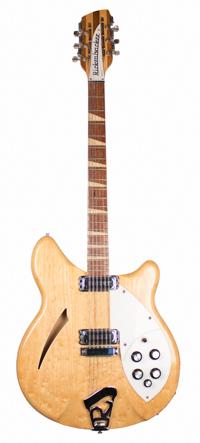 1965 Rickenbacker 360/12 Mapleglow