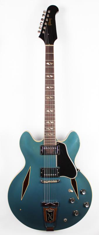 1966 Gibson Trini Lopez Pelham Blue-1