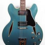 1966 Gibson Trini Lopez Pelham Blue-2