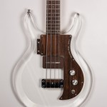 1969-71 Dan Armstrong ( Ampeg ) Lucite bass-2