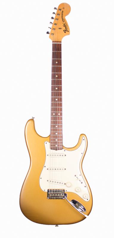 1969 Fender Stratocaster Shore Line Gold-2