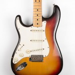 1971 Fender Stratocaster Left Hand Maple-1