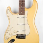 1972 Fender Stratocaster Left Hand White-1