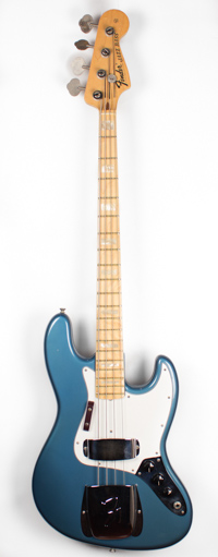1973 Fender Jazz bass Lake Placed Blue