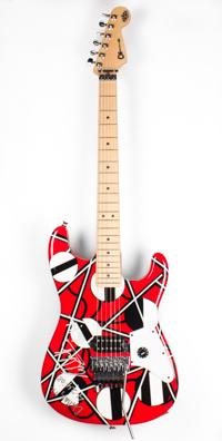 Eddie Van Halen Charvel/EVH Art Series# 273