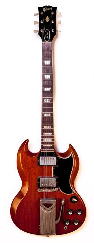 1961 Gibson SG Standard Cherry  -1