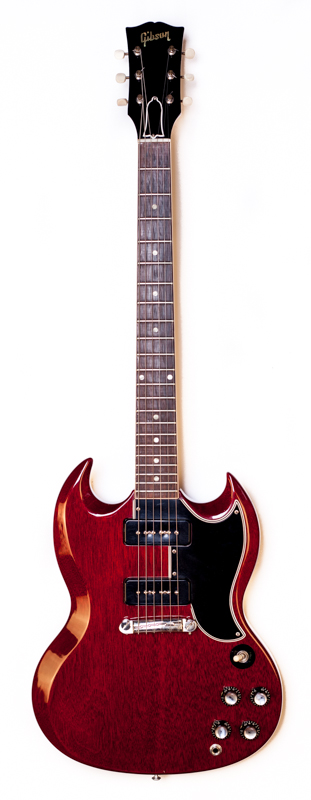 1964 Gibson SG Special 2 P 90's Cherry -1