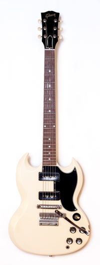 1964 Gibson SG Special White with original case