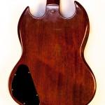 1973 Gibson SG standard brown walnut -4