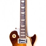 1995 Gibson Les Paul Jimmy Page reissue S-B flame top -1