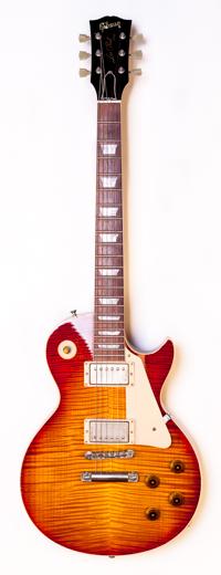 2001 Gibson Les Paul Standard flame top Murphy aged
