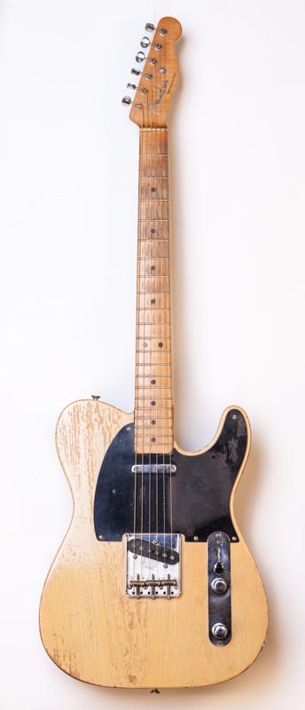1950 Fender Broadcaster-1