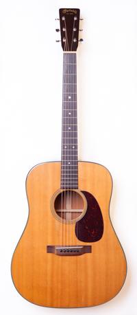 1950 Martin D18