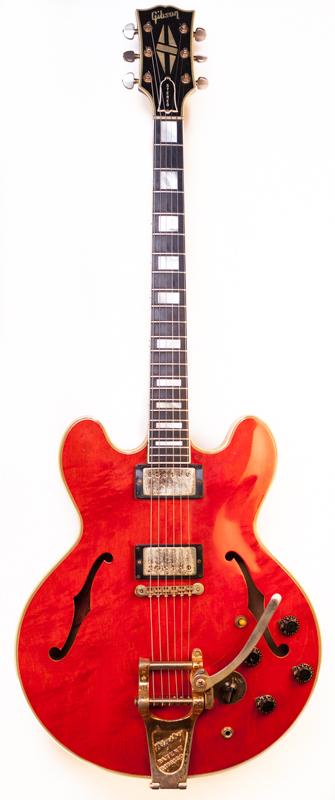1959 Gibson ES355 Cherry-1