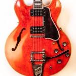 1961 Gibson ES 355 Cherry Rusty Anderson-2