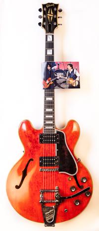 1961 Gibson ES 355 Cherry Rusty Anderson