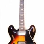 1963 Gibson ES335 Sunburst-1