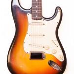 1970 Fender Strat Sunburst-2