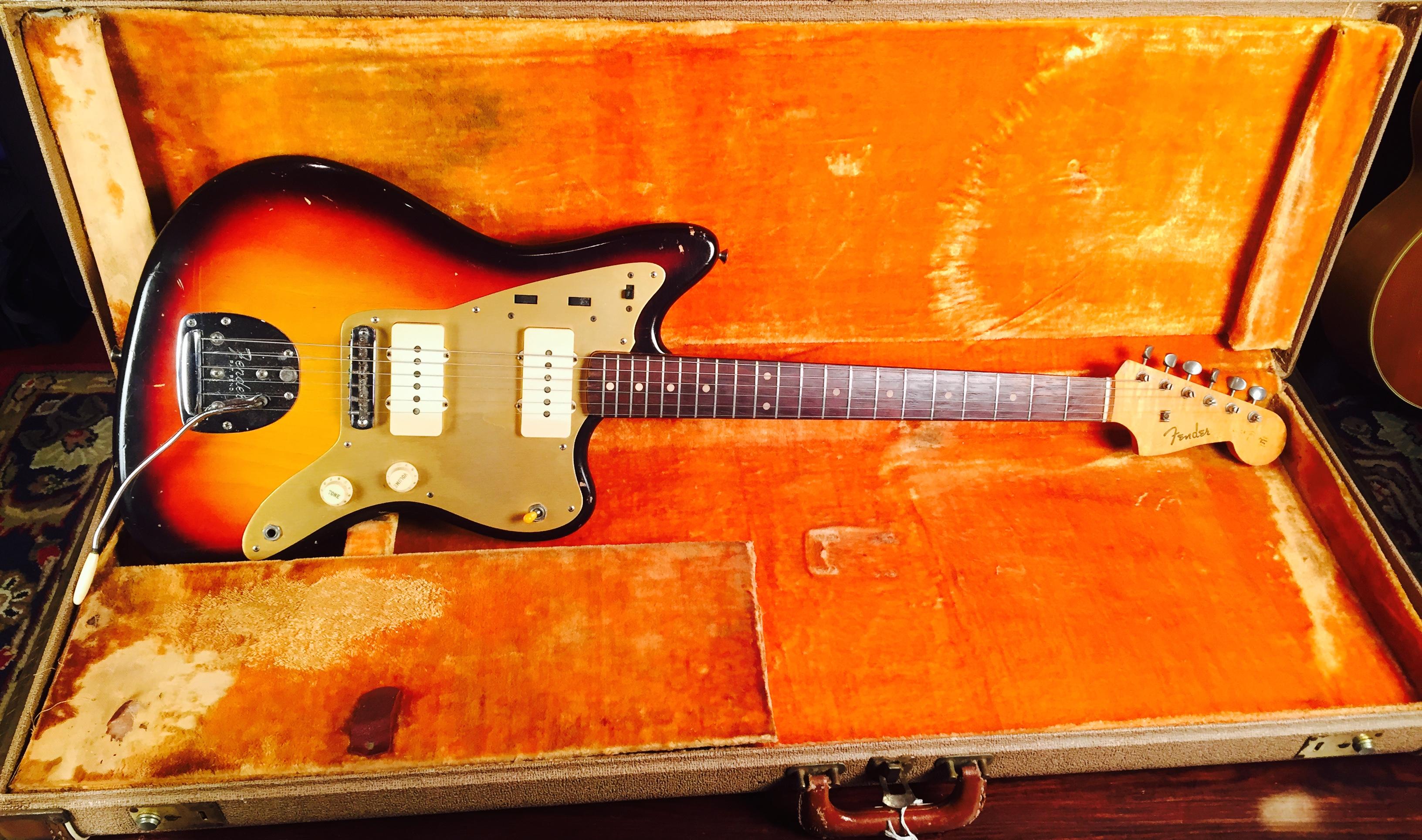 1959 Fender Jazzmaster Sunburst SN 36477