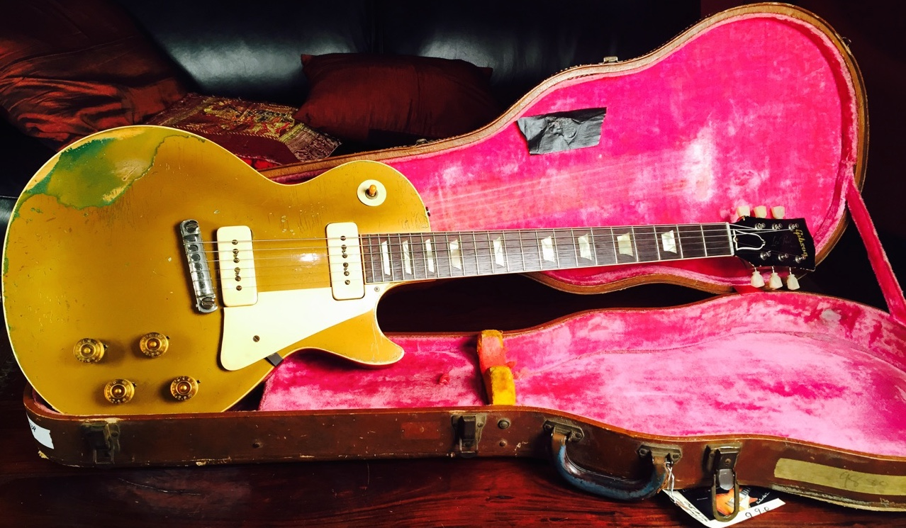 1954 Gibson Les Paul Gold Top