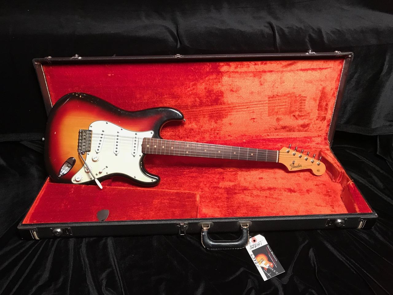 1964 Fender Stratocaster Sunburst SN# L33211