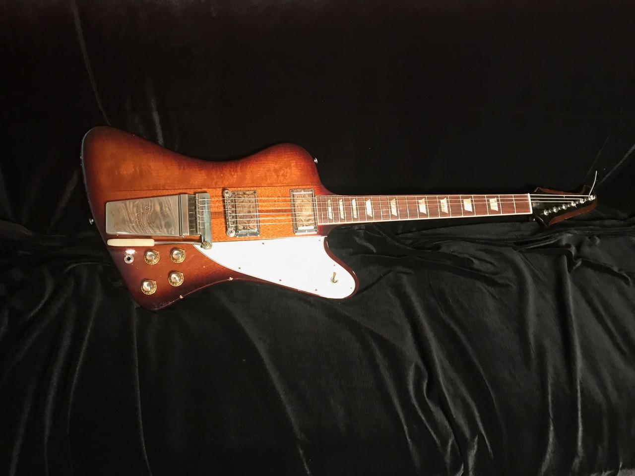 1965 Gibson Firebird V SN# 255837