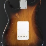 Vito Strat rear close