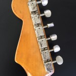 Vito Strat rear headstock