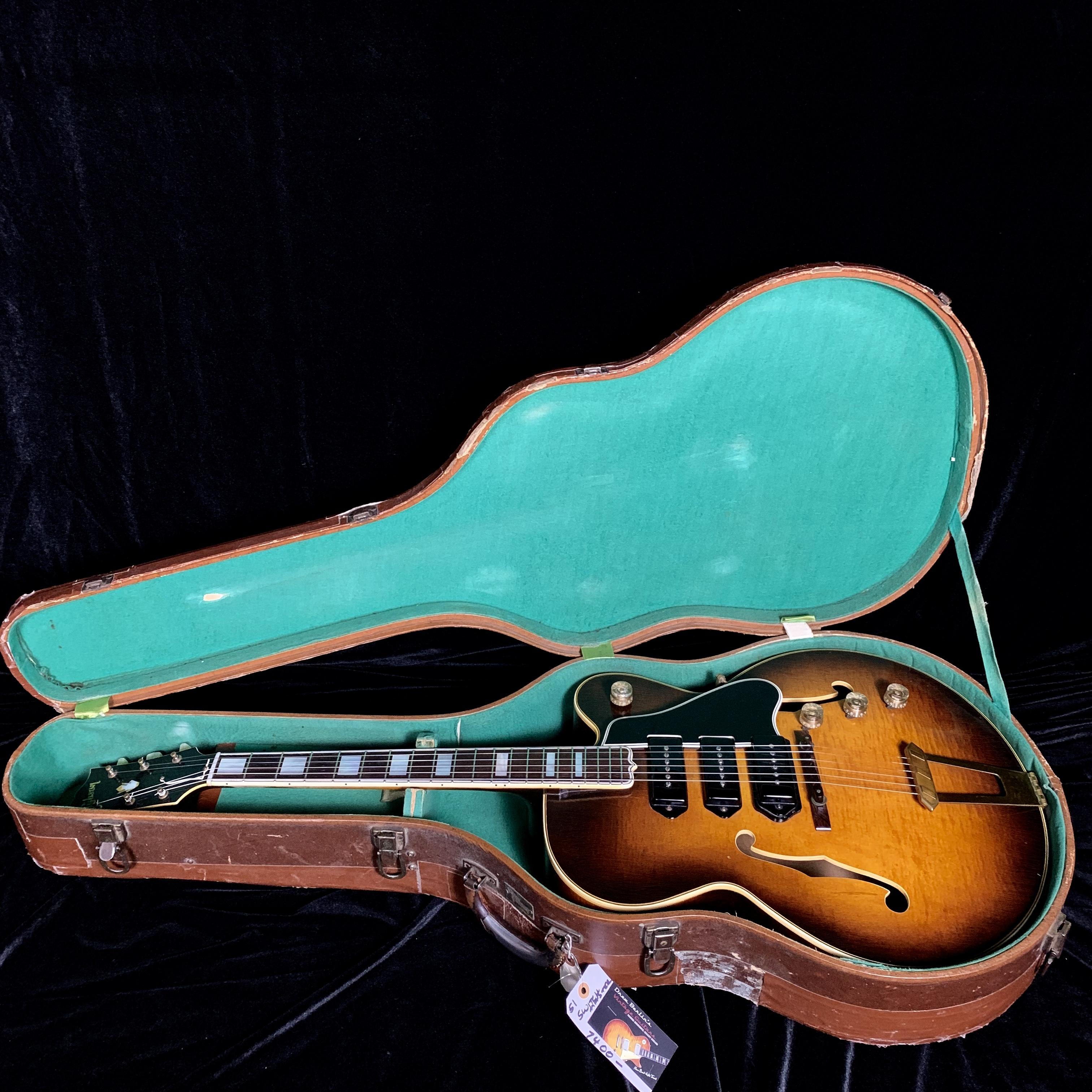 1951 Gibson ES-5 Sunburst SN# 5633-8