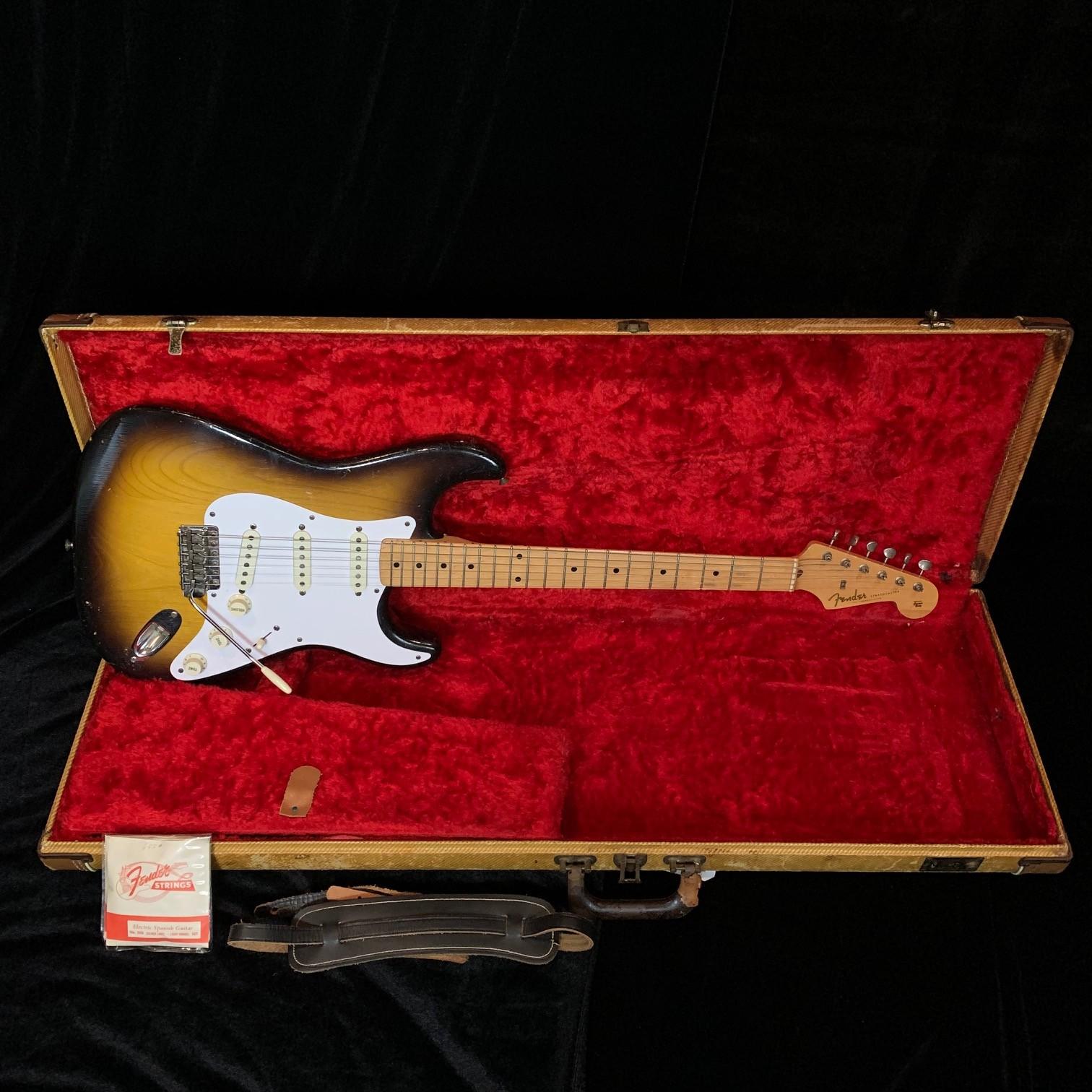 1957 Fender Stratocaster Sunburst SN# -22746