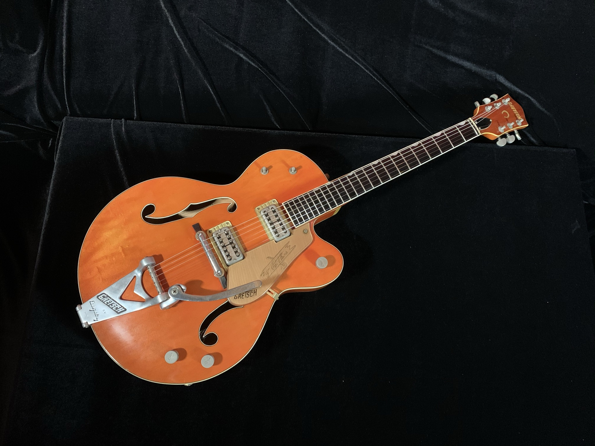 1960 Gretsch 6120 SN# 38812 Good Condition