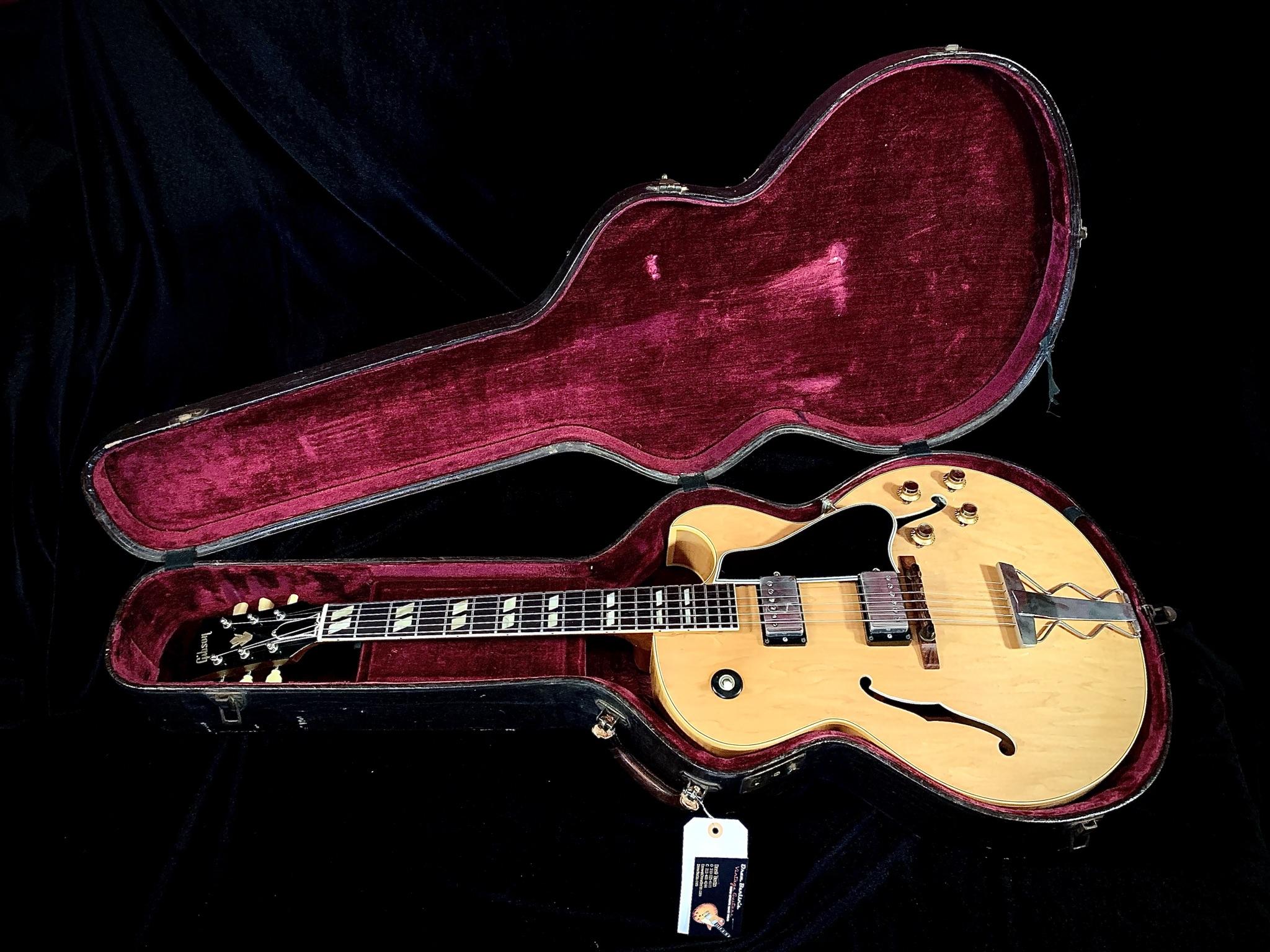 1961 Gibson ES-175 DN (Blonde) SN# A-36116
