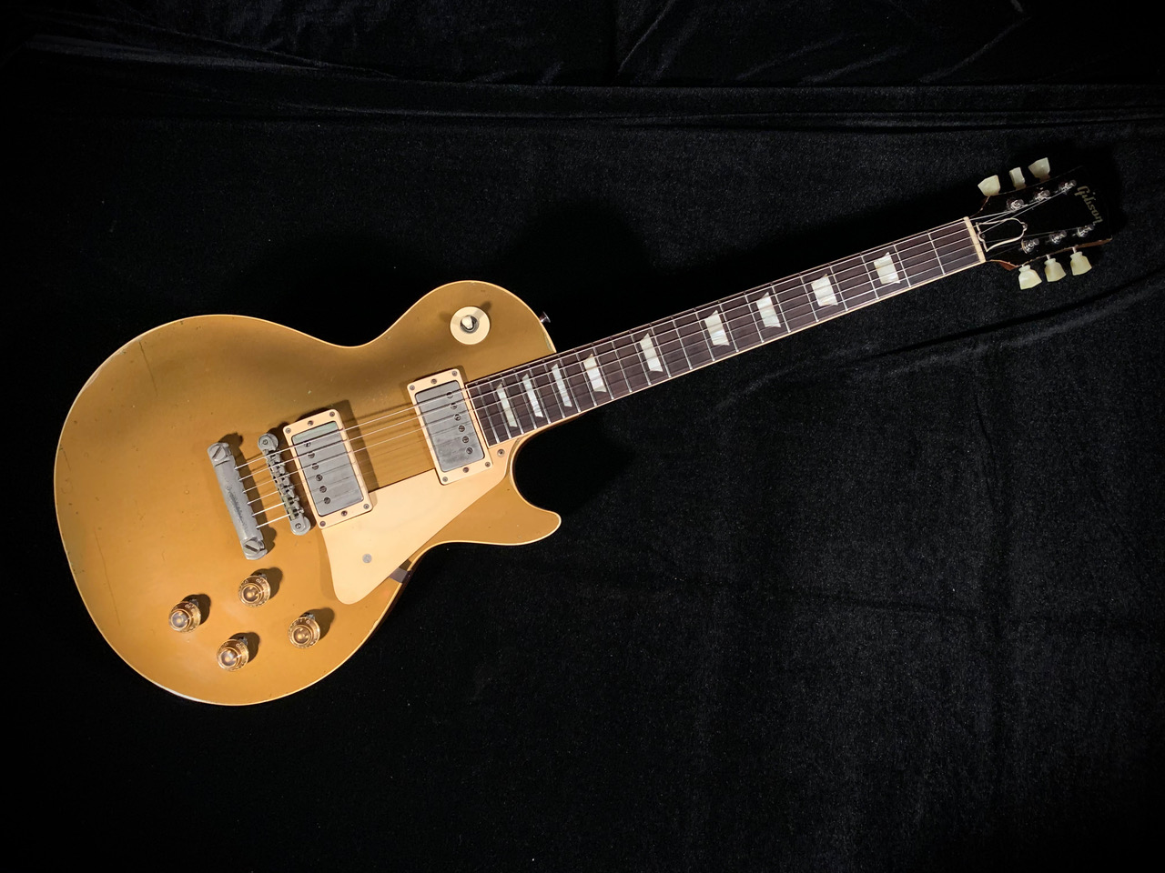 1958 Gibson Les Paul PAF Gold Top SN# 8 1117